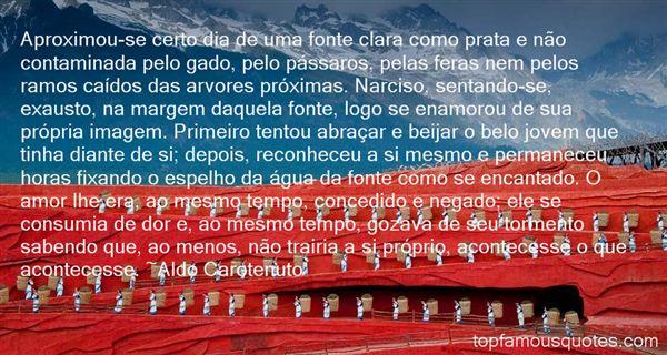 Aldo Carotenuto Quotes