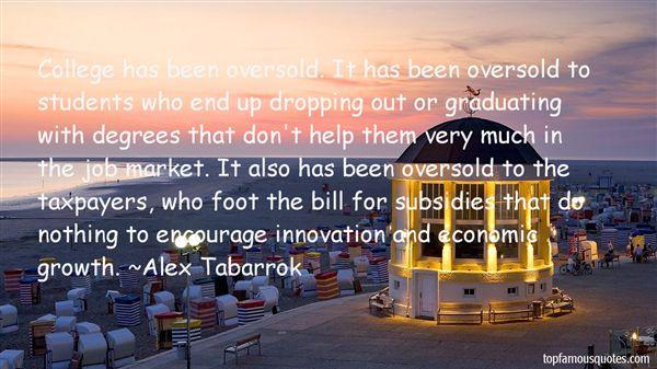 Alex Tabarrok Quotes