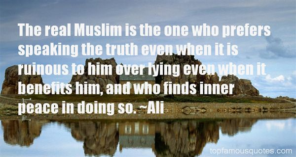 Ali Quotes