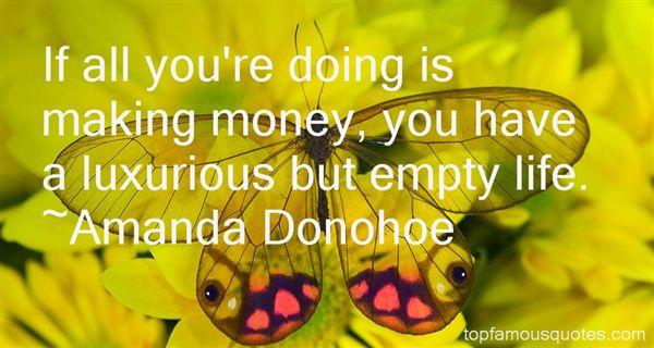 Amanda Donohoe Quotes