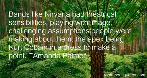 Amanda Palmer Quotes