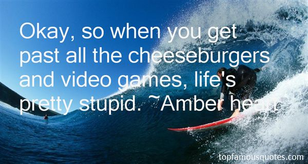Amber Heart Quotes