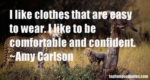 Amy Carlson Quotes