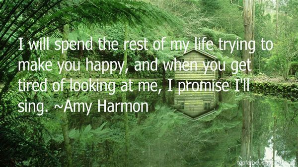 Amy Harmon Quotes