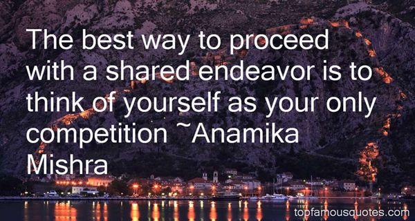 Anamika Mishra Quotes