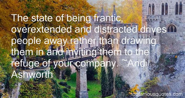 Andi Ashworth Quotes
