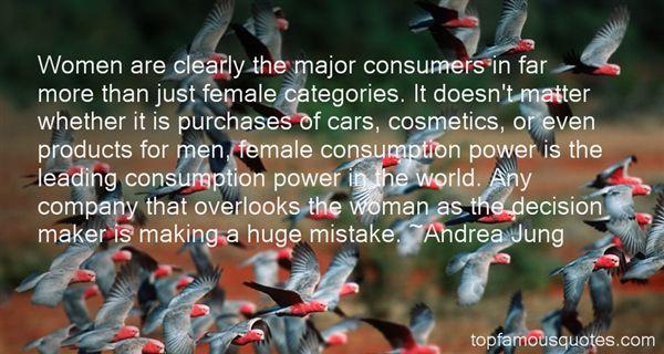 Andrea Jung Quotes
