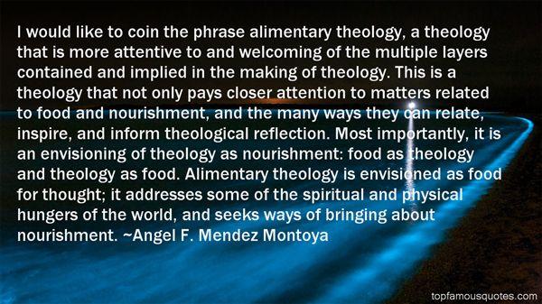Angel F. Mendez Montoya Quotes