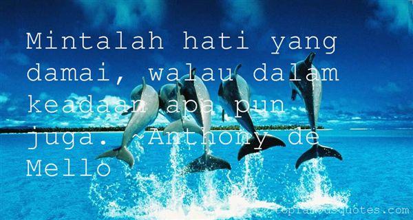 Anthony De Mello Quotes