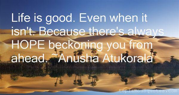Anusha Atukorala Quotes