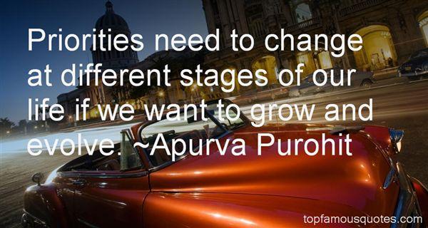 Apurva Purohit Quotes