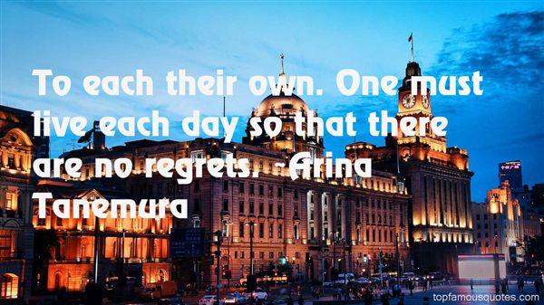 Arina Tanemura Quotes