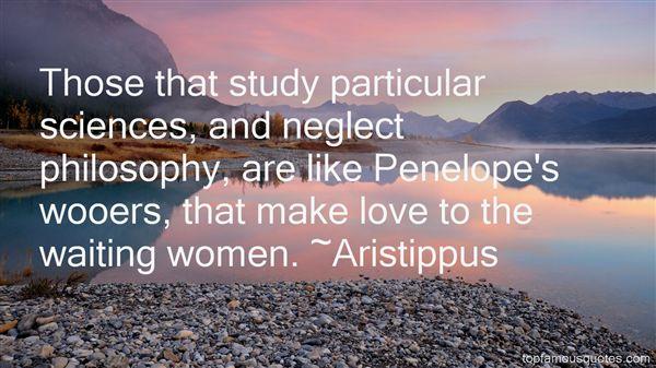 Aristippus Quotes