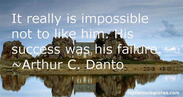 Arthur C. Danto Quotes