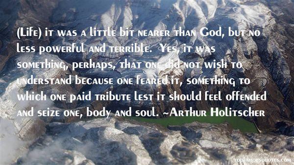 Arthur Holitscher Quotes