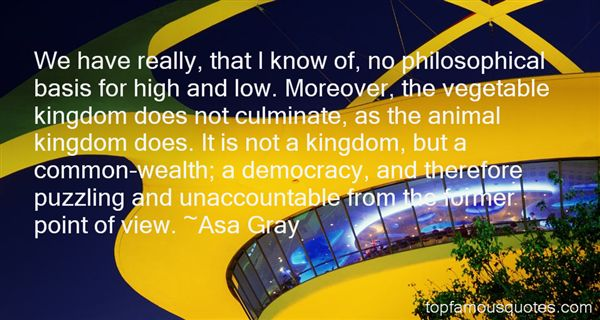 Asa Gray Quotes