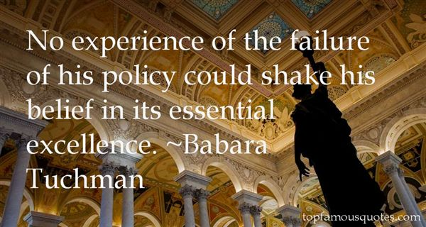 Babara Tuchman Quotes