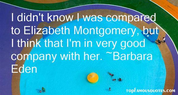 Barbara Eden Quotes