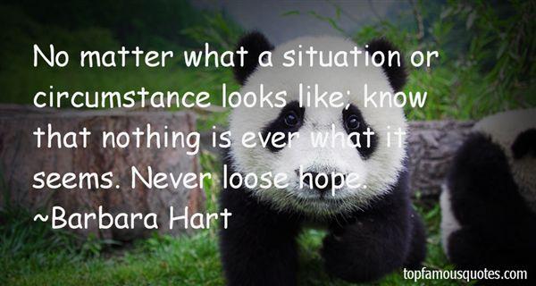 Barbara Hart Quotes