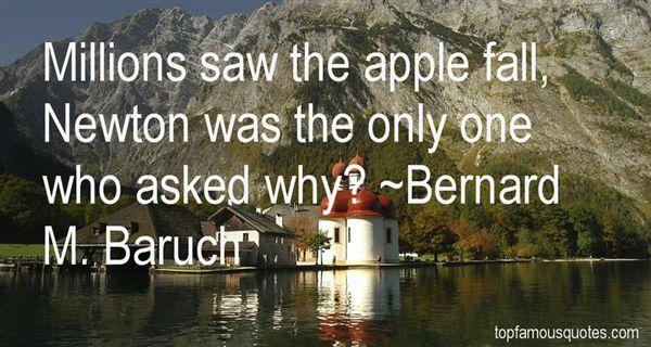 Bernard M. Baruch Quotes