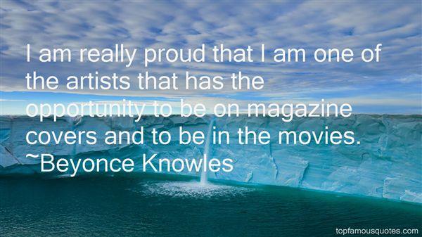 Beyoncé Knowles Quotes