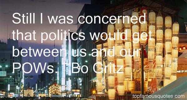 Bo Gritz Quotes