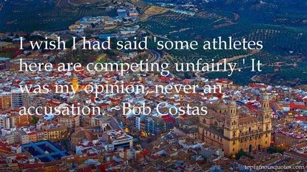 Bob Costas Quotes