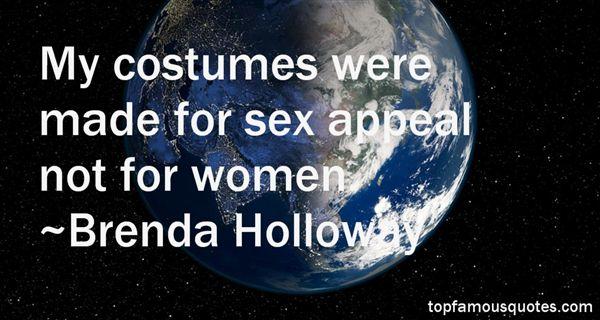 Brenda Holloway Quotes