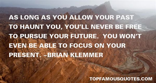 Brian Klemmer Quotes