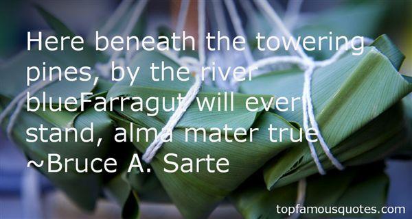 Bruce A. Sarte Quotes