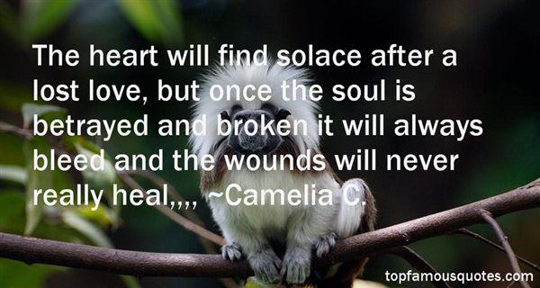Camelia C. Quotes