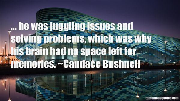 Candace Bushnell Quotes