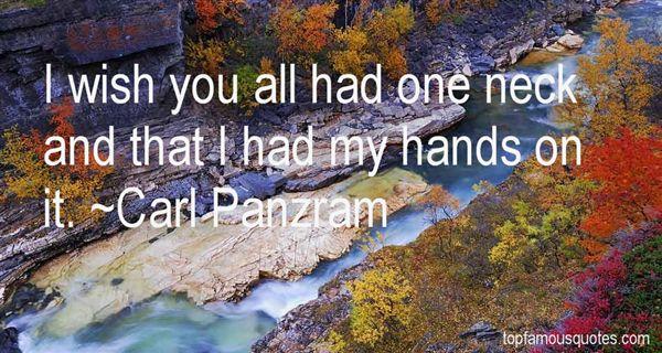 Carl Panzram Quotes