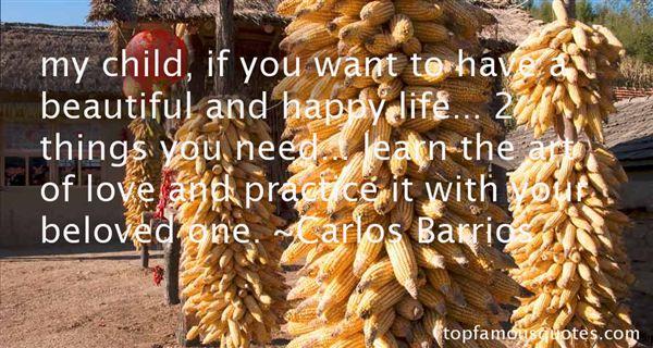 Carlos Barrios Quotes