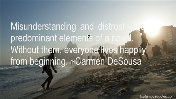 Carmen DeSousa Quotes