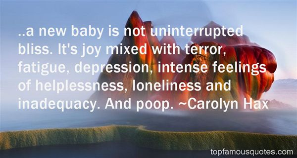 Carolyn Hax Quotes