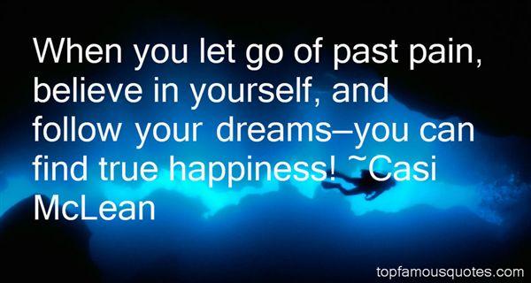 Casi McLean Quotes