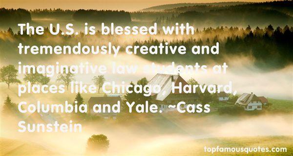 Cass Sunstein Quotes
