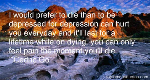 Cedric Go Quotes