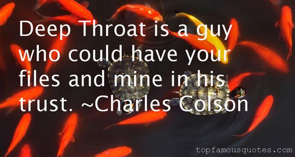 Charles Colson Quotes