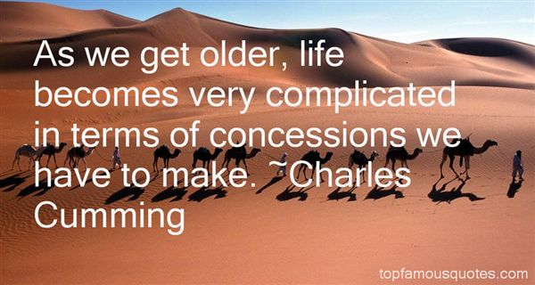 Charles Cumming Quotes