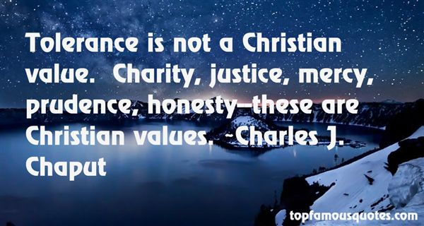 Charles J. Chaput Quotes