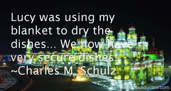 Charles M. Schulz Quotes