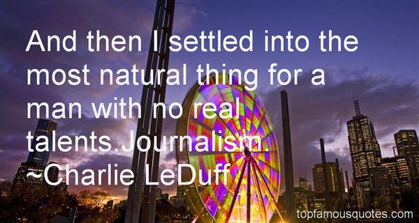 Charlie LeDuff Quotes