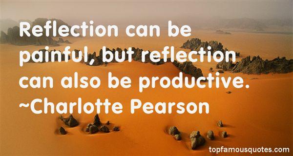 Charlotte Pearson Quotes