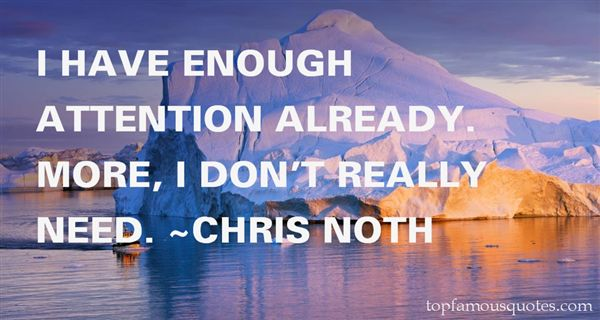 Chris Noth Quotes