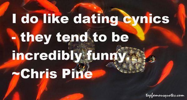 Chris Pine Quotes
