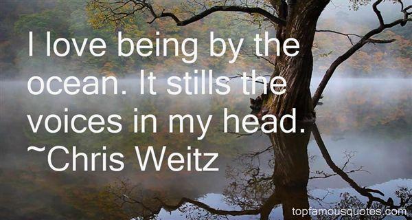 Chris Weitz Quotes