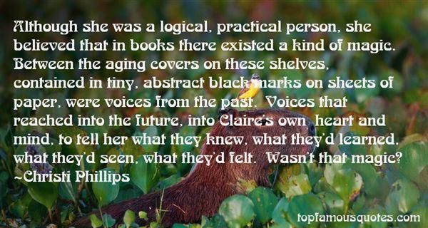 Christi Phillips Quotes