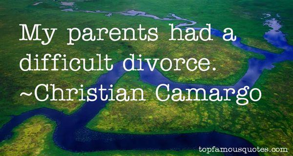 Christian Camargo Quotes